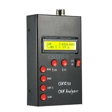 SARK100 1-60MHz HF ANT SWR Antenna Analyzer Meter Standing Wave Tester AK A5O9