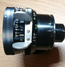 Schneider Arriflex cinegon 16mm 1.4 Arri Standard Mount