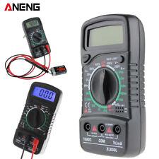 Aneng XL830L multímetro digital portátil AC/DC voltímetro DC amperímetro probado