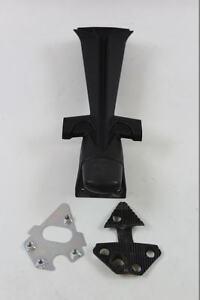 Triumph Daytona 675R 675 2013 Rear Fender Mudguard License Plate Holder Support