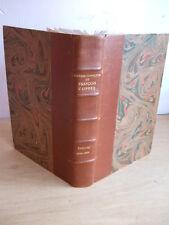 OEUVRES FRANCOIS COPPEE THEATRE 1869-1889. Illust. DE MYRBACH. Editions LEMERRE