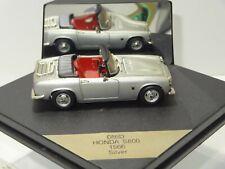 VITESSE 086D - HONDA S800 1966 - SILVER 1/43 BOXED