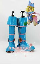 Yu-Gi-Oh! Dark Magician Girl Cosplay costume Boots Boot Shoes Shoe