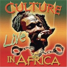 Culture - Live in Africa [New CD] Asia - Import