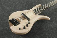 E-Bass Ibanez Afr afr5fmp-ntf premium 5 String natural Flat