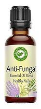 Anti-fungal Oil Nail Blend Tea Tree, Lavender, Eucalyptus-Creation Pharm