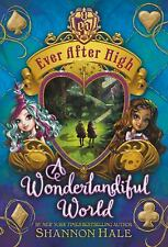 Ever after High - A Wonderlandiful Doodle Book by Jeanine Henderson