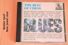 Best of Chess Blues - Waters Lee Hooker Rogers Boyd - 17 tracks -Boitier neuf CD