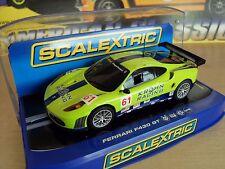 Scalextric C3080 FERRARI F430 GT2-Scatola Nuovo Di Zecca in