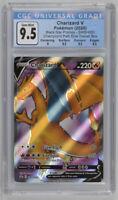 Charizard V SWSH050 Promo CGC Gem Mint 9.5 Pokemon TCG Graded Card 3746082061