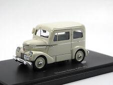 AutoCult 03011 - 1947 Nissan Tama E4S-47 Microcar Elektroauto Japan 1/43