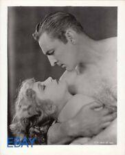 John Barrymore barechested Camilla Horn RARE Photo Tempest