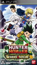 Used PSP Hunter X Hunter Wonder Adventure  SONY PLAYSTATION JAPAN IMPORT