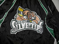 Everett Silvertips WHL Authentic CHL Hockey Jacket Sz M NWOT