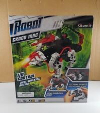Build Your Own Robot Kids Toys Remote Control RC Croco Mac Educational Hobbies