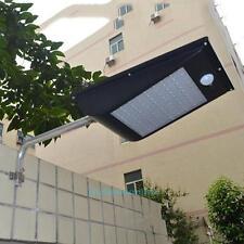 81 LED Waterproof PIR Motion Sensor Solar Power Light Outdoor Security Wall Lamp