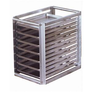 True 871728-832050 Bun Tray Rack For True Units, Half Door