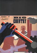 BIG COUNTRY - steeltown LP