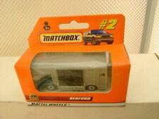 Camions miniatures bleus Bedford