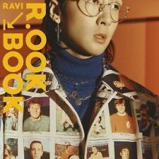 Vixx Ravi-[R.ook Book] 2nd Mini Album CD+PhotoBook+Tag+PhotoCard+etc+Gift Sealed