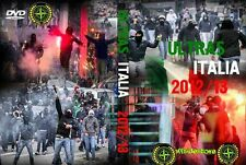 DVD ULTRAS FIGHTS IN ITALIA 2012/13 (SCONTRI,TAFFERUGLI,INCIDENTI,HOOLIGANS)