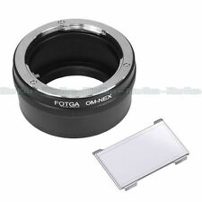 FOTGA Olympus OM Lens to Sony E-Mount NEX3 C3 NEX-5 5N 5R NEX6 NEX7 Adapter Ring