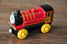 THOMAS TANK TRAIN Wooden Railway  Engine - Talking Lights Sounds Victor- Excel