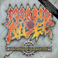 MORBID ANGEL ABOMINATIONS OF DESOLATION SEALED CD NEW