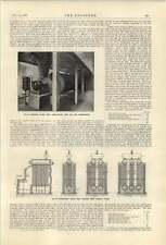 1921 Pumping Station For Oil Pipeline In California