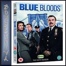 BLUE BLOODS - COMPLETE SEASON 6  *BRAND NEW DVD **
