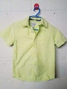Place Est. 1989-- Youth Size S 5/6 Button Down Short Sleeve Dress Shirt