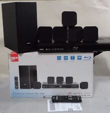 RCA RTB10323LW 200W Blu-ray/DVD WiFi Home Theater System Internet Apps 5.1 Audio