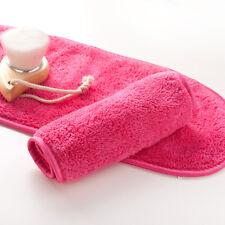 Comfortable Microfiber Reusable Makeup Remover Towel Oil Facial Cleansing Cloth