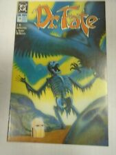 DC DR. FATE #18 (1990) Joker, Two-Face, J.M. DeMatteis, Shawn McManus
