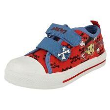 Scarpe rosso Disney per bambini dai 2 ai 16 anni