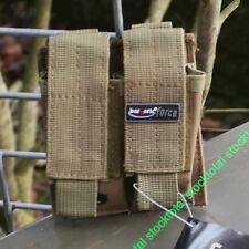 Funda cargador pistola ACCESORIO MOLLE Capacidad: 2 cargadores 10.5x13cm 34460 M