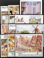 St Vincent Grenadines 970-81 MNH Disney, Tales of Uncle Scrooge