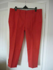 Boden Cotton Regular Capri, Cropped Trousers for Women
