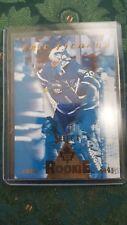1994-95 Pinnacle Select ROOKIE Eric Fichauo Toronto Maple Leafs