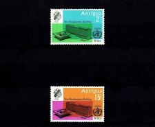 BRUNEI- 1966 - SULTAN - WHO - HEADQUARTERS - MINT - MNH SET!