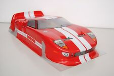 R0111R VRX Carrosserie Routier ROUGE 1/10/PEINT BODY 1/10 ROAD VRX rouge