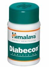 5x Himalaya Herbal Diabecon 60 Tablets Free Shipping Worldwide