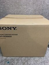 Sony Ht-Ddw650 5.1 Home Theater Stereo Bundle with Str-K650P Receiver New in Box