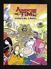 2014 Cryptozoic Entertainment Adventure Time # P1 Promo Card Non Sport Update