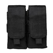 NcStar BLACK Quad AR15/M4/AK .223 5.56X45 7.62X39 5.45X39 Magazine Pouch