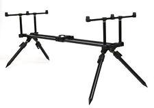 Fox Horizon Duo 3 Rod Pod Inc. Case & Buzz Bars / Fishing / CRP027