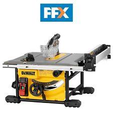 DeWalt DWE7485-GB 240V 210mm 1850W Compact Table Saw With Blade