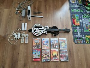 Nintendo wii Games Console Gaming bundle Video Games Complete Job Lot