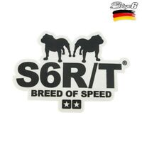 ADESIVO R/T BREED OF SPEED NERO STAGE6