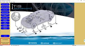 Latest Techstream Toyota v16.10.016 VERSION 05-2021